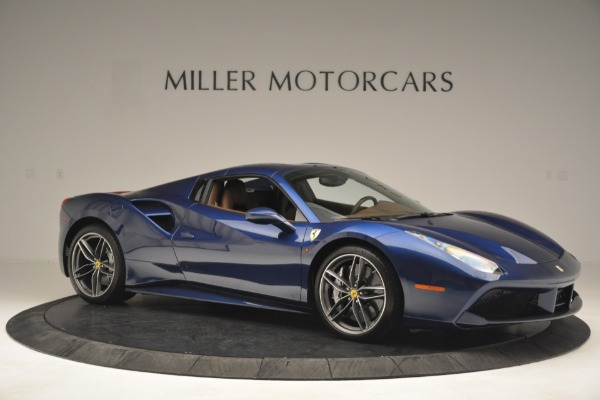 Used 2018 Ferrari 488 Spider for sale Sold at Alfa Romeo of Westport in Westport CT 06880 22