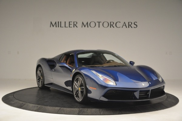 Used 2018 Ferrari 488 Spider for sale Sold at Alfa Romeo of Westport in Westport CT 06880 23
