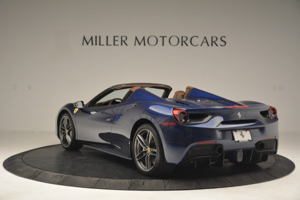 Used 2018 Ferrari 488 Spider for sale Sold at Alfa Romeo of Westport in Westport CT 06880 5