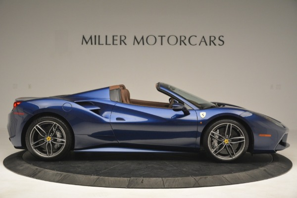Used 2018 Ferrari 488 Spider for sale Sold at Alfa Romeo of Westport in Westport CT 06880 9