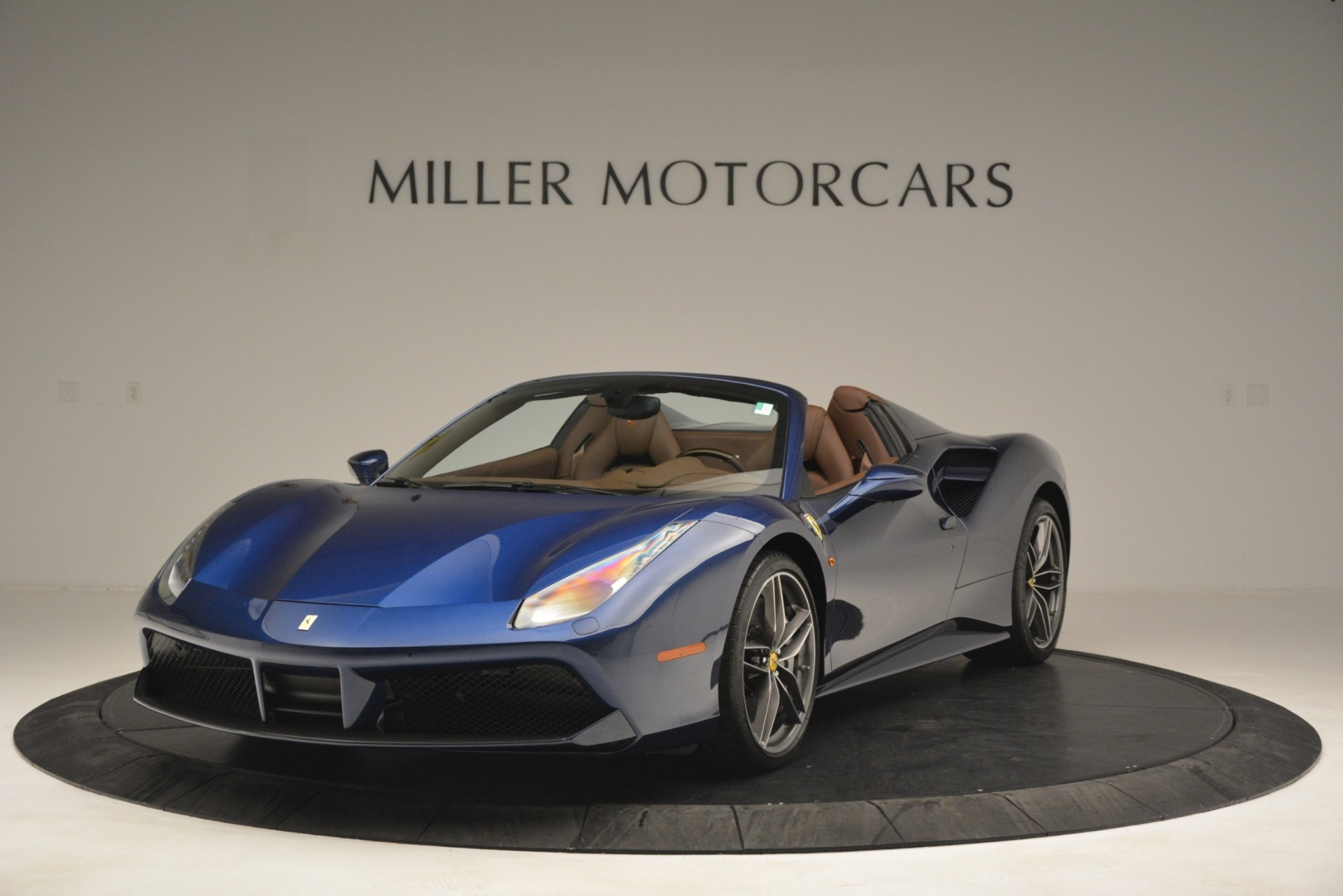 Used 2018 Ferrari 488 Spider for sale Sold at Alfa Romeo of Westport in Westport CT 06880 1