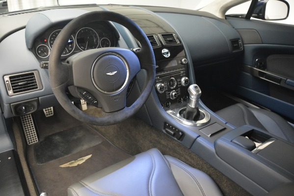 Used 2012 Aston Martin V12 Vantage for sale Sold at Alfa Romeo of Westport in Westport CT 06880 14