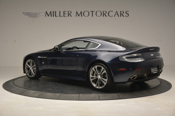 Used 2012 Aston Martin V12 Vantage for sale Sold at Alfa Romeo of Westport in Westport CT 06880 4