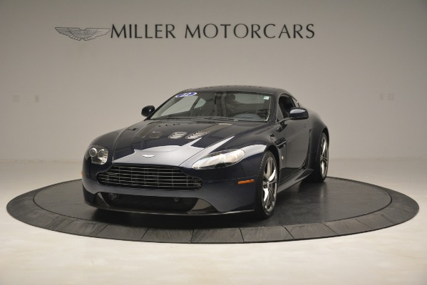 Used 2012 Aston Martin V12 Vantage for sale Sold at Alfa Romeo of Westport in Westport CT 06880 1