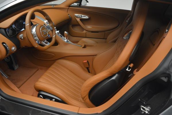 Used 2019 Bugatti Chiron for sale Sold at Alfa Romeo of Westport in Westport CT 06880 17
