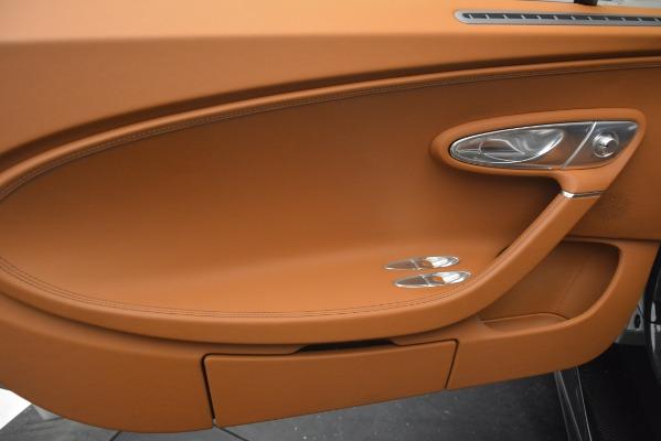 Used 2019 Bugatti Chiron for sale Sold at Alfa Romeo of Westport in Westport CT 06880 23