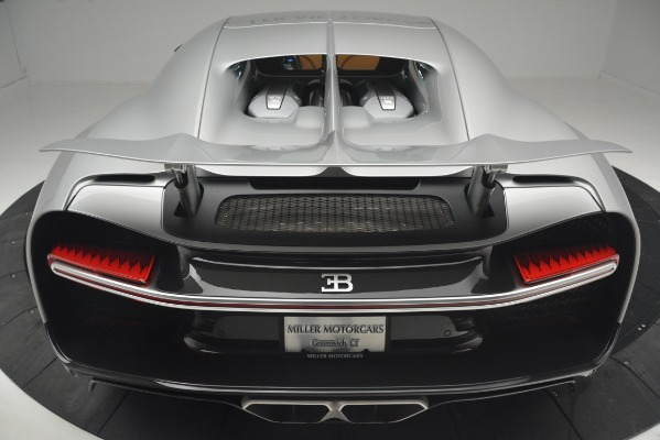 Used 2019 Bugatti Chiron for sale Sold at Alfa Romeo of Westport in Westport CT 06880 28