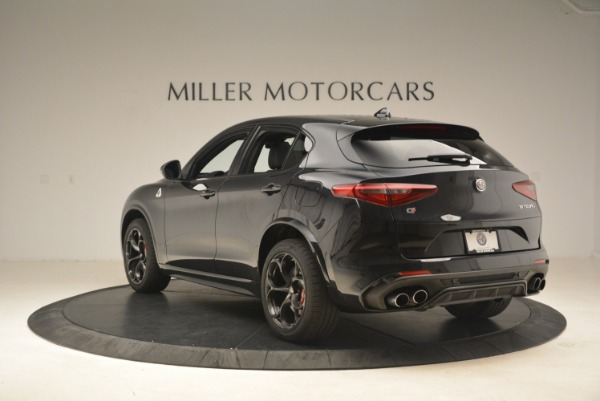 New 2019 Alfa Romeo Stelvio Quadrifoglio for sale $86,440 at Alfa Romeo of Westport in Westport CT 06880 5