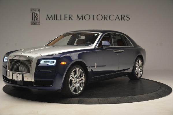 Used 2016 Rolls-Royce Ghost for sale Sold at Alfa Romeo of Westport in Westport CT 06880 2
