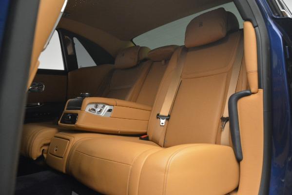 Used 2016 Rolls-Royce Ghost for sale Sold at Alfa Romeo of Westport in Westport CT 06880 21