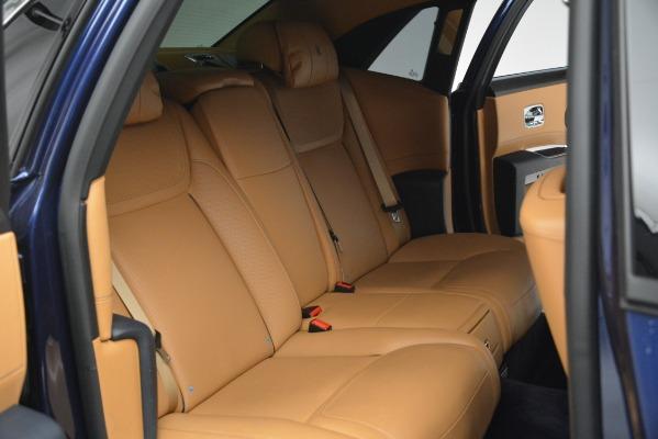 Used 2016 Rolls-Royce Ghost for sale Sold at Alfa Romeo of Westport in Westport CT 06880 26