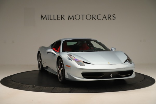 Used 2015 Ferrari 458 Italia for sale $215,900 at Alfa Romeo of Westport in Westport CT 06880 11