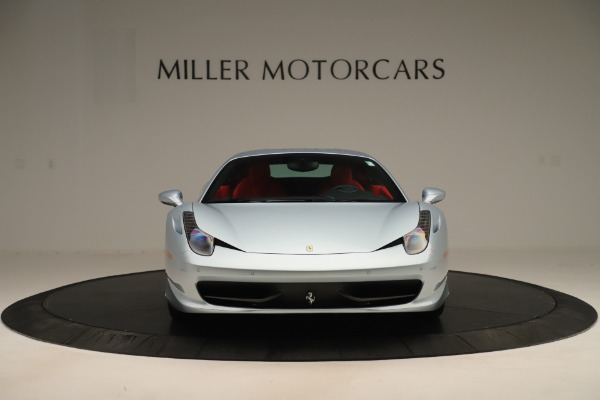 Used 2015 Ferrari 458 Italia for sale $215,900 at Alfa Romeo of Westport in Westport CT 06880 12