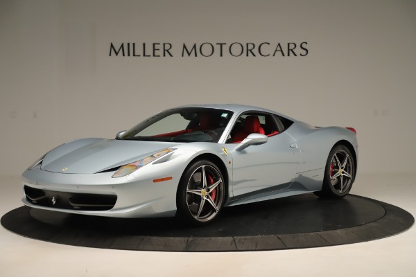Used 2015 Ferrari 458 Italia for sale $215,900 at Alfa Romeo of Westport in Westport CT 06880 2