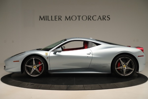 Used 2015 Ferrari 458 Italia for sale $215,900 at Alfa Romeo of Westport in Westport CT 06880 3