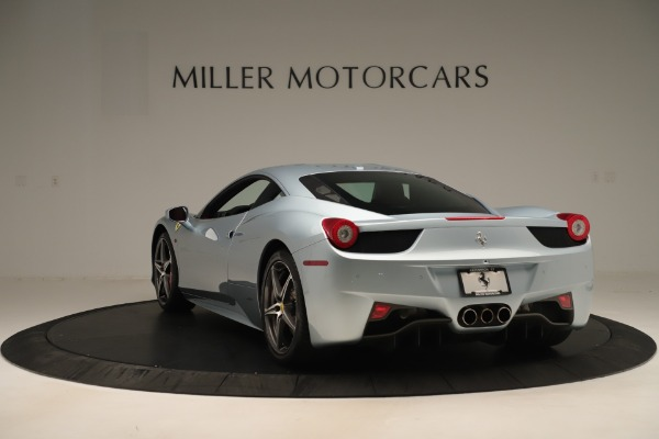 Used 2015 Ferrari 458 Italia for sale $215,900 at Alfa Romeo of Westport in Westport CT 06880 5