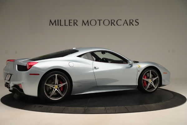 Used 2015 Ferrari 458 Italia for sale $215,900 at Alfa Romeo of Westport in Westport CT 06880 8