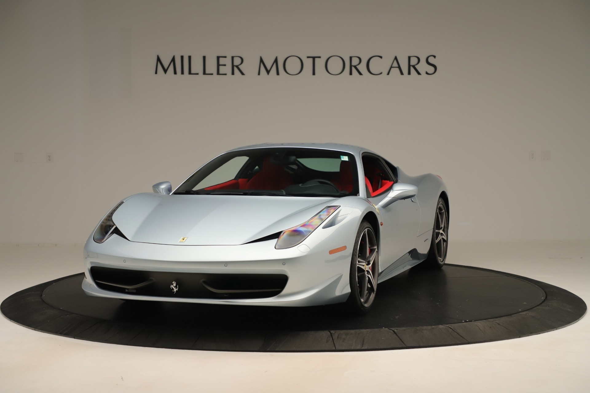 Used 2015 Ferrari 458 Italia for sale $215,900 at Alfa Romeo of Westport in Westport CT 06880 1