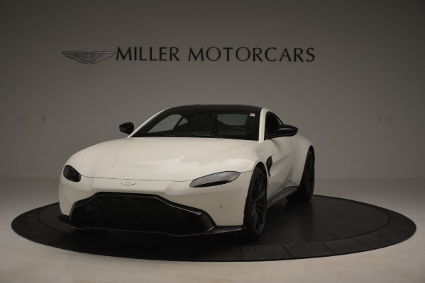 New 2019 Aston Martin Vantage V8 for sale Sold at Alfa Romeo of Westport in Westport CT 06880 2