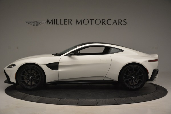 New 2019 Aston Martin Vantage V8 for sale Sold at Alfa Romeo of Westport in Westport CT 06880 3