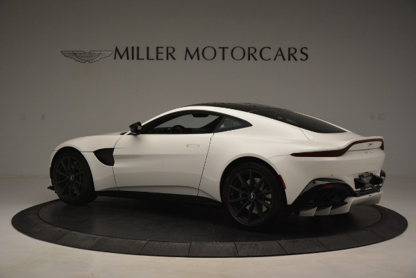 New 2019 Aston Martin Vantage V8 for sale Sold at Alfa Romeo of Westport in Westport CT 06880 4