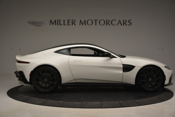 New 2019 Aston Martin Vantage V8 for sale Sold at Alfa Romeo of Westport in Westport CT 06880 9