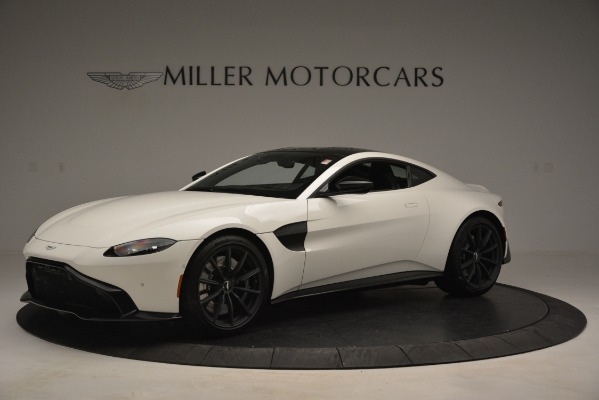 New 2019 Aston Martin Vantage V8 for sale Sold at Alfa Romeo of Westport in Westport CT 06880 1