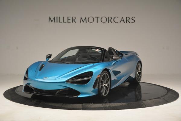 New 2019 McLaren 720S Spider for sale $399,030 at Alfa Romeo of Westport in Westport CT 06880 2