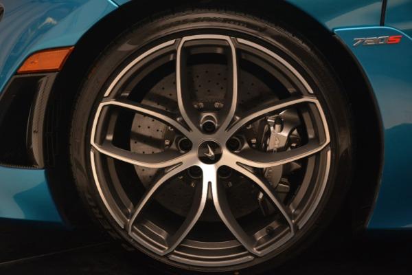 New 2019 McLaren 720S Spider for sale $399,030 at Alfa Romeo of Westport in Westport CT 06880 22