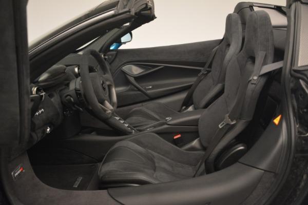 New 2019 McLaren 720S Spider for sale $399,030 at Alfa Romeo of Westport in Westport CT 06880 24