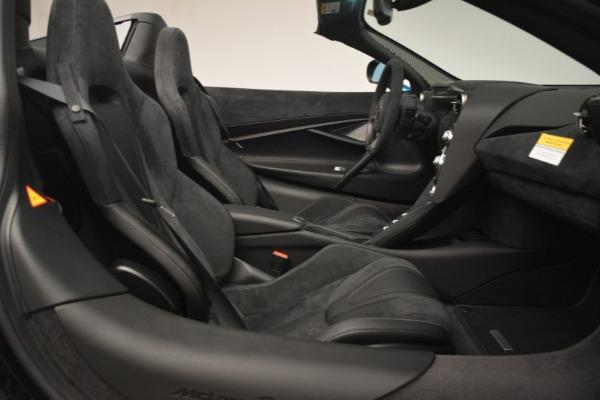 New 2019 McLaren 720S Spider for sale $399,030 at Alfa Romeo of Westport in Westport CT 06880 27
