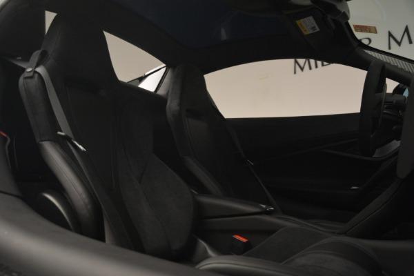 New 2019 McLaren 720S Spider for sale $399,030 at Alfa Romeo of Westport in Westport CT 06880 28