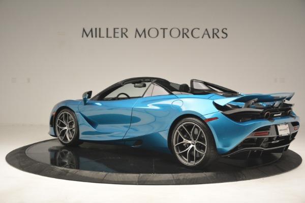 New 2019 McLaren 720S Spider for sale $399,030 at Alfa Romeo of Westport in Westport CT 06880 4