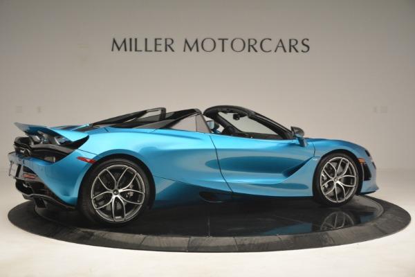New 2019 McLaren 720S Spider for sale $399,030 at Alfa Romeo of Westport in Westport CT 06880 8