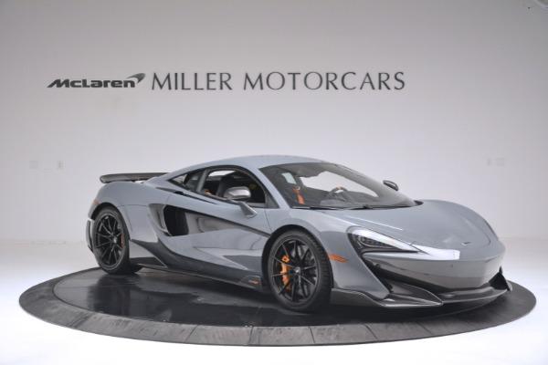 New 2019 McLaren 600LT Coupe for sale Sold at Alfa Romeo of Westport in Westport CT 06880 10