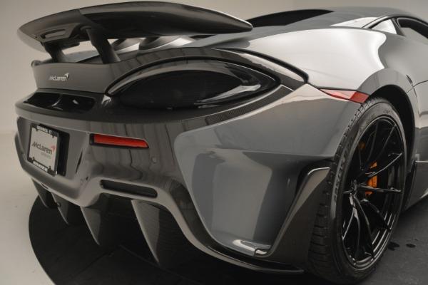 New 2019 McLaren 600LT Coupe for sale Sold at Alfa Romeo of Westport in Westport CT 06880 25