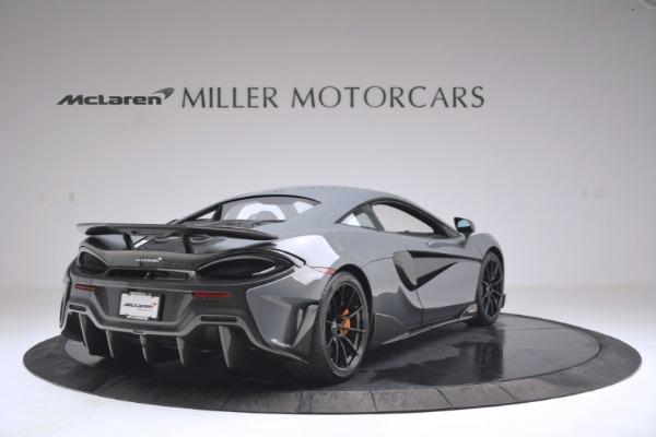 New 2019 McLaren 600LT Coupe for sale Sold at Alfa Romeo of Westport in Westport CT 06880 7
