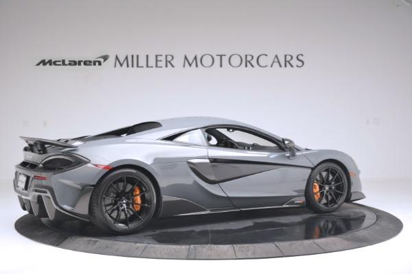 New 2019 McLaren 600LT Coupe for sale Sold at Alfa Romeo of Westport in Westport CT 06880 8