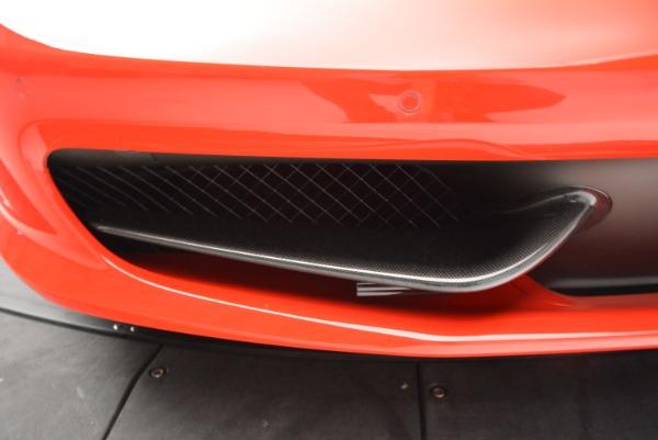 Used 2013 Ferrari 458 Spider for sale Sold at Alfa Romeo of Westport in Westport CT 06880 28