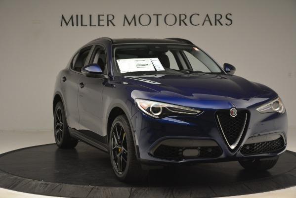 New 2019 Alfa Romeo Stelvio Sport Q4 for sale Sold at Alfa Romeo of Westport in Westport CT 06880 11