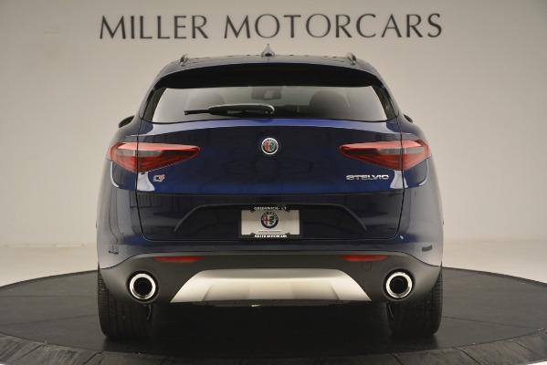 New 2019 Alfa Romeo Stelvio Sport Q4 for sale Sold at Alfa Romeo of Westport in Westport CT 06880 6