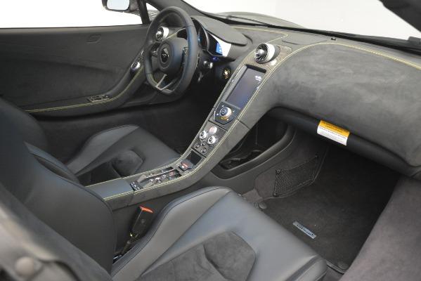 Used 2016 McLaren 650S Spider Convertible for sale Sold at Alfa Romeo of Westport in Westport CT 06880 25