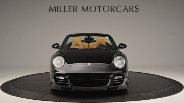 Used 2012 Porsche 911 Turbo for sale Sold at Alfa Romeo of Westport in Westport CT 06880 12