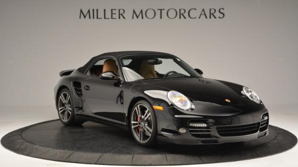 Used 2012 Porsche 911 Turbo for sale Sold at Alfa Romeo of Westport in Westport CT 06880 18