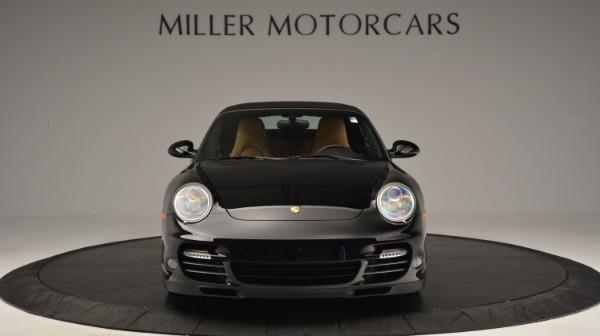 Used 2012 Porsche 911 Turbo for sale Sold at Alfa Romeo of Westport in Westport CT 06880 19