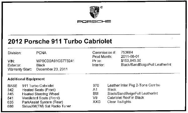 Used 2012 Porsche 911 Turbo for sale Sold at Alfa Romeo of Westport in Westport CT 06880 28
