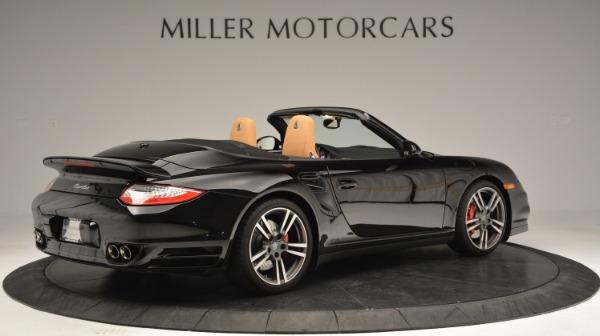 Used 2012 Porsche 911 Turbo for sale Sold at Alfa Romeo of Westport in Westport CT 06880 8