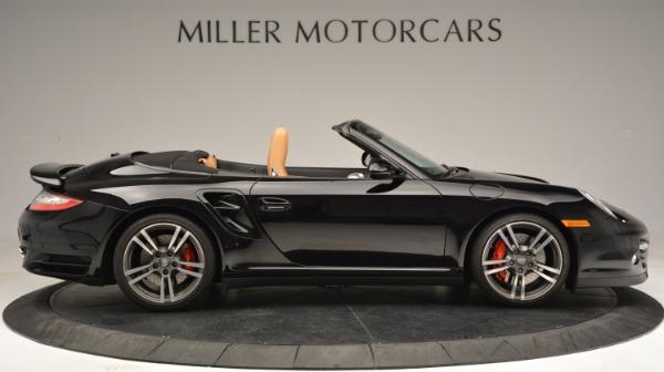 Used 2012 Porsche 911 Turbo for sale Sold at Alfa Romeo of Westport in Westport CT 06880 9