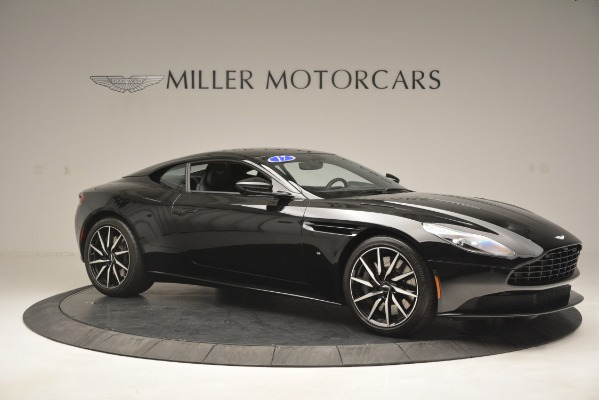 Used 2017 Aston Martin DB11 V12 Coupe for sale Sold at Alfa Romeo of Westport in Westport CT 06880 10