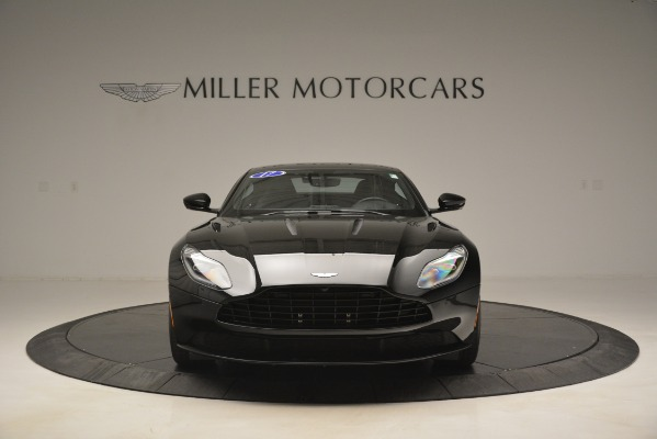 Used 2017 Aston Martin DB11 V12 Coupe for sale Sold at Alfa Romeo of Westport in Westport CT 06880 12